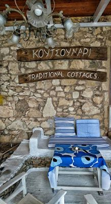 Koutsounari Traditional Cottages Ierapetra Crete - A Pinch of Soul and Style Crete, Cottages, Suitcase, Facts, Magazine, Sea, Traditional, Style, Greece