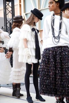 uh-la-la-land:  Chanel FW