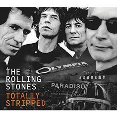 The Rolling Stones – Totally Stripped (2016) [Japanese Edition]