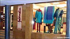 Fabindia.com | Store Locator - all the locations in Delhi! even one in the airport!