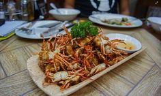 Pirates Crablets - Pirates Seafood Restaurant and Karaoke Bar Cagayan de Oro Seafood Restaurant, Grubs, Karaoke, Pirates, Restaurants, Bar, Dining, Ethnic Recipes, Cagayan De Oro