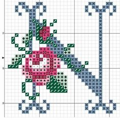 Cross stitch patterns free Hello Friends We shared a very nice cross stitch patterns with 20 Today you. Children can very nice motif or decorate the room. Cross Stitch Letters, Cross Stitch Borders, Cross Stitch Flowers, Cross Stitch Charts, Cross Stitch Designs, Cross Stitching, Stitch Patterns, Ribbon Embroidery, Cross Stitch Embroidery