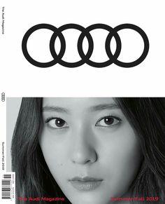 Jessica & Krystal, Krystal Jung, Jessica Jung, Autumn Summer, Hoop Earrings, Singer, Magazine, Princess, Singers