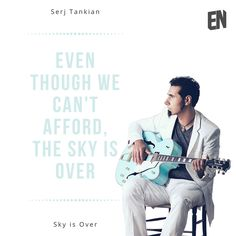 Trecho Sky is Over | Serj Tankian