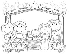 Birth of Jesus B&W PTC.pdf