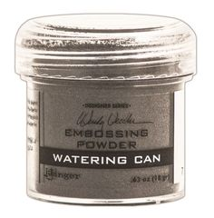 Wendy Vecchi Embossing Powders - Watering Can
