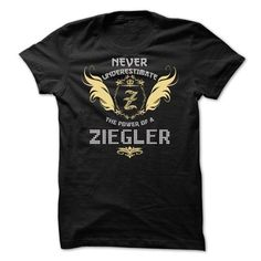 Awesome Tee ZIEGLER Tee Shirts & Tees