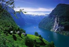 The Fjords in Norway