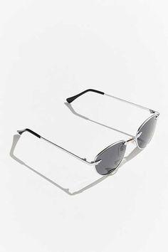 Vintage Hanzoff Oval Sunglasses