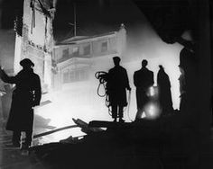 Britain at War (WW2): Rescuers in Soho London