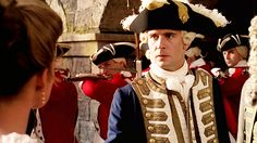 *squeaks* COSTUME. That costume. Whoa. So pretty. Oh, and Norrington. ;D