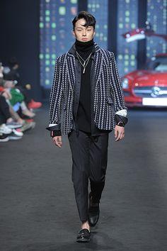 Jang Ki Yong - Beyond Closet Fall 2015 Seoul Fashion Week
