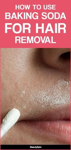 How to use baking soda for hair removal? - Beauty Epic How to Use Baking Soda for Hair Removal? The household ingredient called baking soda is a simple means to do this. Here are some effective ways to use baking soda for hair removal at home. Baking Soda And Honey, Baking Soda For Hair, Baking Soda Water, Baking Soda Uses, Baking Pan, Baking Soda Facial, Baking Soda Dry Shampoo, Baking Soda For Dandruff, Honey Shampoo