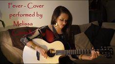 Fever - Acoustic Cover (basic reggae beat) performed by Melissa Cantello Acoustic Covers, Reggae, Beats, Facebook, Musica