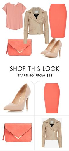 """марафон база"" by lerka-panterka on Polyvore featuring Dorothy Perkins, Elizabeth and James, IRO and H&M"