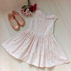 Kaatjenaaisels: Ik ging op weekend en naaide (natuurlijk) een jurk...