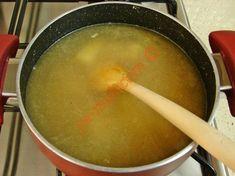Cennet Çorbası Tarifi Yapılış Aşaması 7/12 Iftar, Food And Drink, Soup, Ethnic Recipes, Turkish Recipes, Essen, Soups