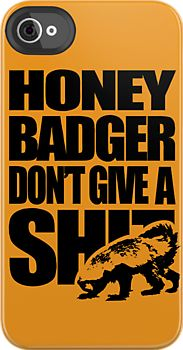 Honey badger dont give a shit - photo#51