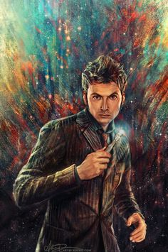 Doctor Who: The Tenth Doctor by alicexz on DeviantArt