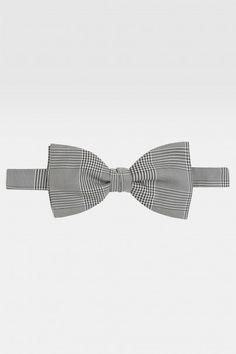 Hackett Jeremy Prince of Wales Check Bow Tie - Tenue de soirée - Acheter par produit - Hommes | Hackett