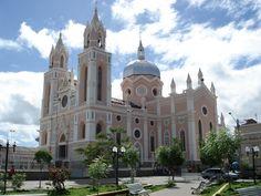 Basílica de São Francisco em Canindé - Ceará