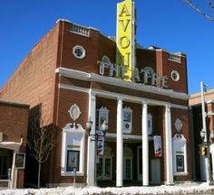 Avon Theater, Stamford CT