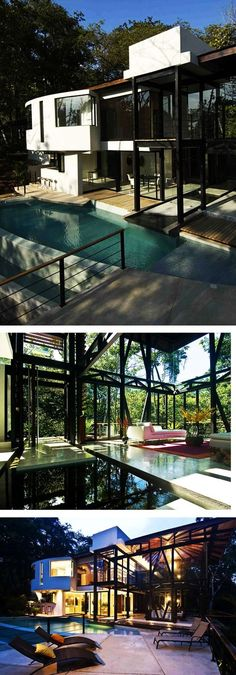 High Quality The MC1 House, Designed And Built By Juan Robles, Costa Rica Ideas