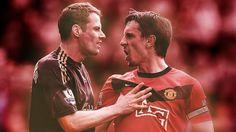 Manchester United v Liverpool: Ten classic Premier League matches - http://footballersfanpage.co.uk/manchester-united-v-liverpool-ten-classic-premier-league-matches/