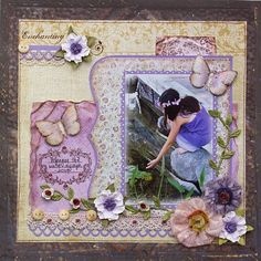 Scrapbooking |Pinned from PinTo for iPad|