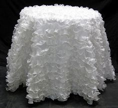 Superior White Ruffle Chair Cover By ReveBedding On Etsy | Girls Rooms | Pinterest |  Chair Covers, Slipper Chairs And Room