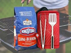 10 will win a $100.00 Summer Grilling Package from Kingsford including Kingsford Sauces, Kingsford Coupons, Grilling Prep Trays, ThermoPop Thermometer and Grilling Tools. Go for it.
