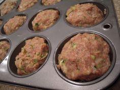 Paleo meat loaves - Awesome make ahead meal idea!