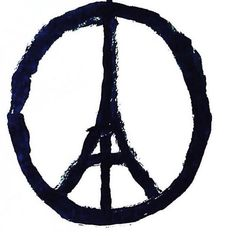 Je prie pour vous, Paris. I pray pray for you, Paris.---Pray for Paris