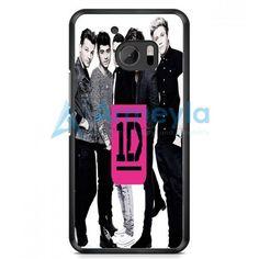 1D Pink Logo HTC One M10 Case   armeyla.com