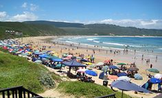 Buffalo Bay is a family beach with safe swimming and great surfing conditions. It is also ideal for walking (all the way to Brenton on Sea) and fishing. West of Knysna Kruger National Park, National Parks, Knysna, Sun City, Online Travel, Nature Reserve, Lodges, Travel Guides, South Africa