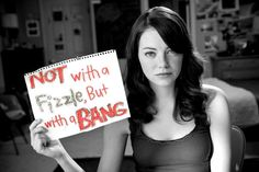 Emma Stone. Emma Stone, Teen Movies, Movie Tv, Epic Movie, Cinema Movies, Easy A Quotes, Awesome Quotes, Movies Showing, Movies And Tv Shows
