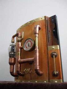 ps3 Steampunk style