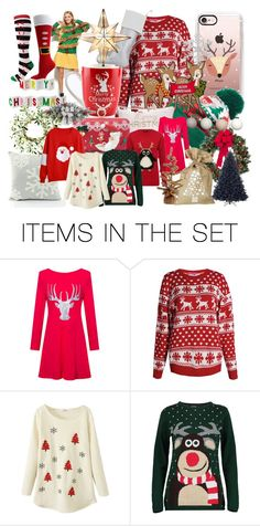 """""""CHRISTMAS!!!!!!!!!!!!!!!!!"""" by rubstar ❤ liked on Polyvore featuring art"""