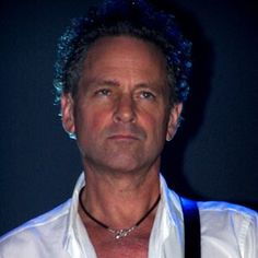 Lindsey Buckingham WOW!!! Gets better looking as he gets older!!