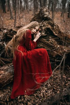 halloween photoshoot Beautiful witch who lives in the woods by