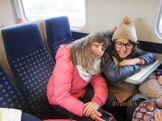 En el tren 5