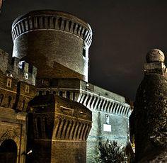 Castello di Giulio II, Ostia Antica