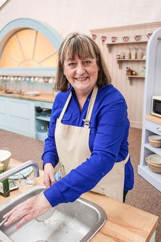 Marie falls in week 2... who'll go next? #GBBO