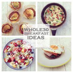 whole 30 breakfast recipes week 2