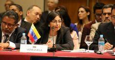 El canciller paraguayo Eladio Loizaga consideró necesario revisar el tratado que…