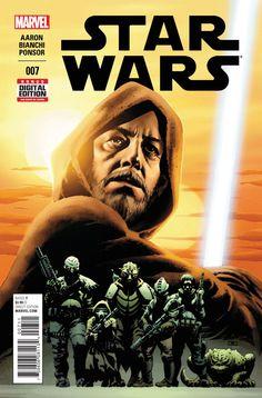 Marvel - Star Wars #7 Regular John Cassaday Cover