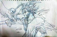 Pigeon666/Rotten Banquet sketch.