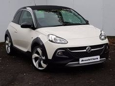 193 Used Vauxhall Adam cars for sale in the UK | Arnold Clark