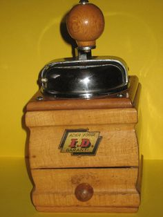 I.D. Moulin à café