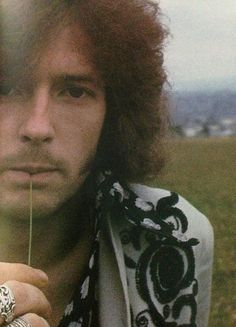Eric Clapton photographed by Robert Whitaker (1967)